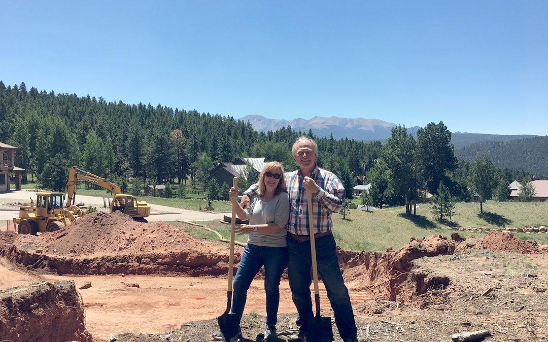 New Custom Home in Woodland Park, Colorado