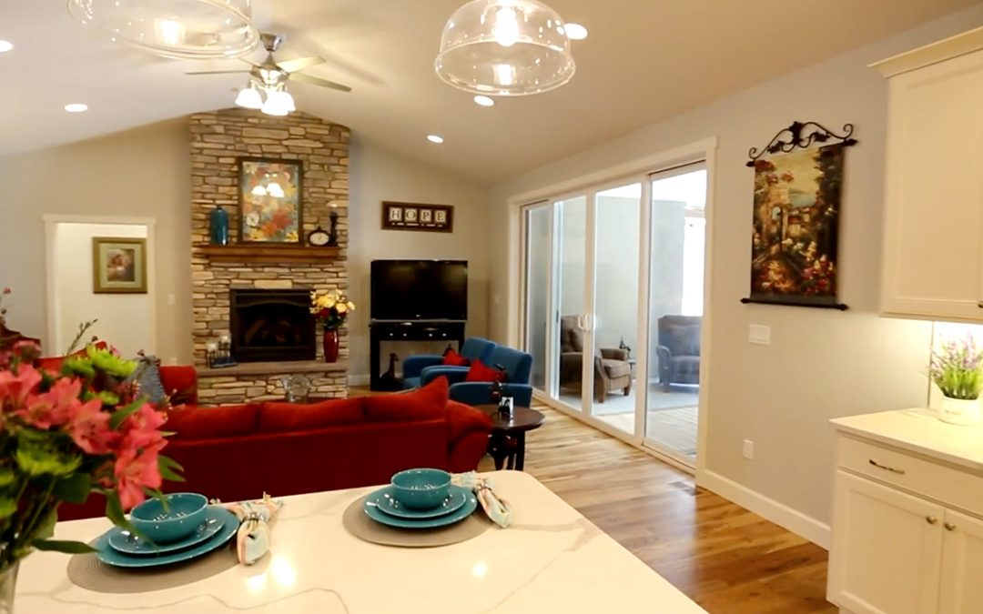 Video Walkthrough of New Custom Home in Monument, Colorado