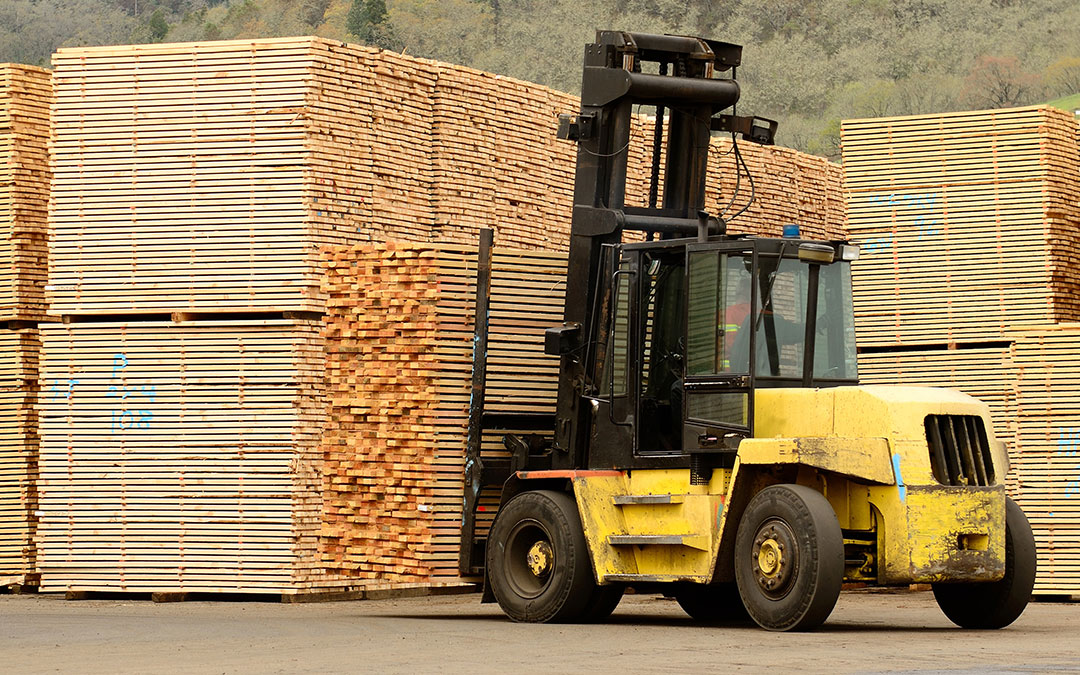 How Is the Lumber Shortage Hurting the Home Building Industry?